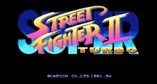Super Street Fighter II Turbo Arcade Music - Opening Theme - CPS2