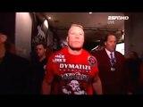 Brock Lesnar vs Cain Velasquez - Promo
