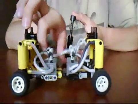 Lego technic Lowrider