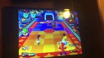 Mario Sports Mix Dodgeball # Inside Out Miis vs Minions Miis