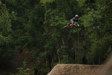 Non-stop Californian MTB Action And Bails With The CPGANG
