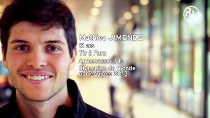 Mathieu Jimenez - Tir à l'arc [Team Rhône-Alpes]