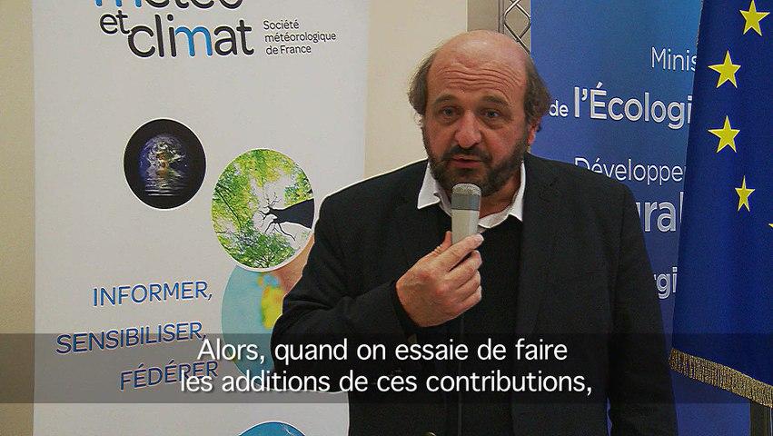 J - 19 avant la COP21 : Hervé Le Treut sur les contributions