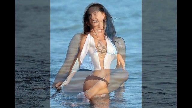 SEXY! Jennifer Metcalfe Bikini Candids in Ibiza