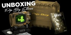 Unboxing Fallout 4: Pip-Boy Edition