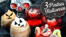 3 Postres para Halloween | Comamos Casero