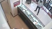 Burglar Gets Knocked Out Then Gets Life Saved