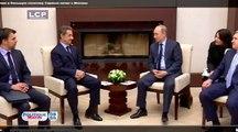 Revue de presse internationale du 30 octobre 2015 : Nicolas Sarkozy chez Vladimir Poutine