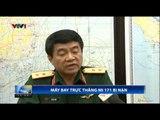 Phỏng vấn Trung tướng Võ Văn Tuấn về tai nạn máy bay trực thăng