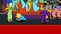 WE FINALLY BEAT THE SIMPSONS (Gametime w/ Smosh)