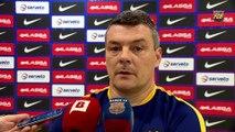 FCB Handbol: Xavi Pascual prèvia FCB Lassa - Port Sagunt