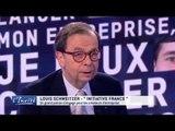 """Louis SCHWEITZER : """"Ma recette contre le chômage"""""""