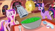 [HD+ 1440p] My little Pony:FiM A Glass Of Water (Song/Lyric/Sub)