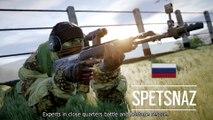 Tom Clancys Rainbow Six Siege - Inside Rainbow #5 – The Spetsnaz Unit