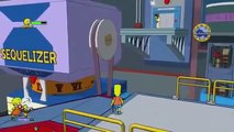 The Simpsons Full Episode - 2014 The Simpsons Family Guy Crossover - Comic Con - Video Gam