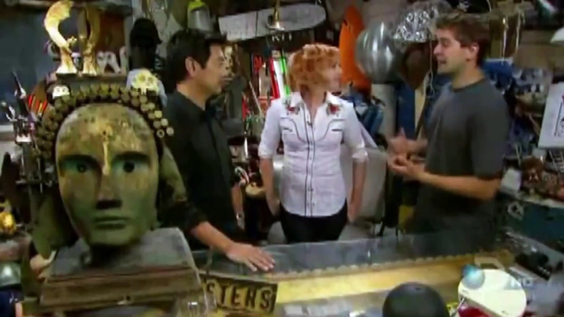 MythBusters All News S6 E19 Coffin Punch