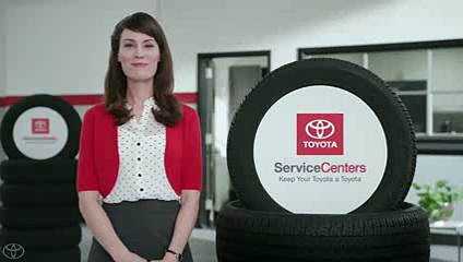 Even Tires – Toyota Service Centers – Toyota