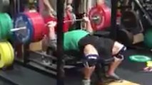 World Record Bench Press -1,010 Pounds! - video dailymotion