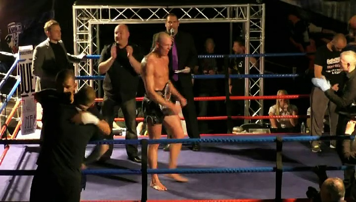 DUEL FIGHT SPORTS WKL EUROPEAN TITLE
