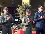 PAF Air Chief Marshal Sohail Aman Flying The F-16 Block 52+ On Pakistan Day Parade 23 March 2015