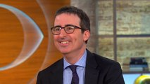 John Oliver: American democracy looks like a 4-year-old's birthday party