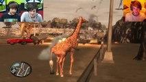 PEWDS & SMOSHS MADAGASCAR (Gametime w/ Smosh)