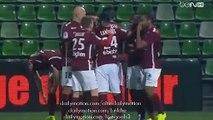 Fantastic GOAL Andre Santos // FC Metz 1 - 0 Paris FC // Ligue 2 - 30-10-2015