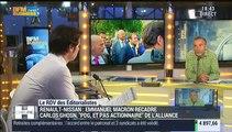 Le Rendez-Vous des Éditorialistes: Emmanuel Macron recadre Carlos Ghosn - 30/10