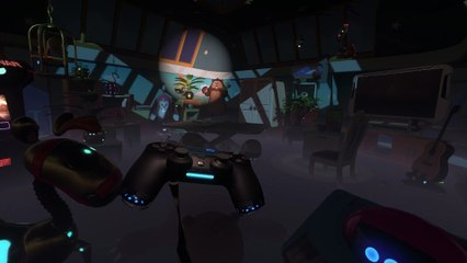 The Playroom VR - Ghost PGW 2015 de The Playroom VR