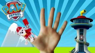 Paw Patrol Finger Family Song Paw Patrol Daddy Finger Finger