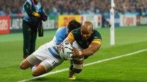 RWC Re:LIVE - Pietersen gets Springboks off the mark