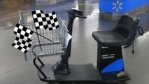 Walmart Electric Scooter Racers