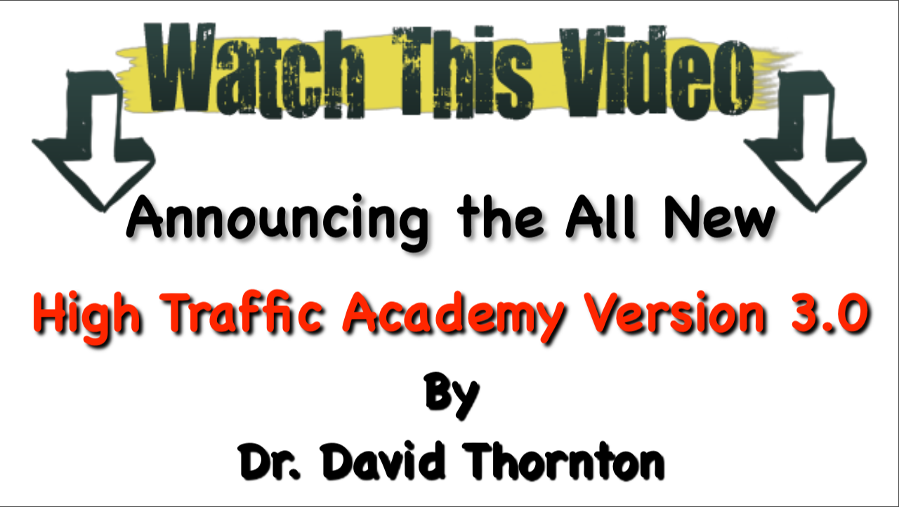 High Traffic Academy Review | HTA Review (720p)