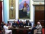 08 DIC 2012 Mensaje a la Nación del Pdte de la República Bolivariana de Venezuela, Hugo Chávez