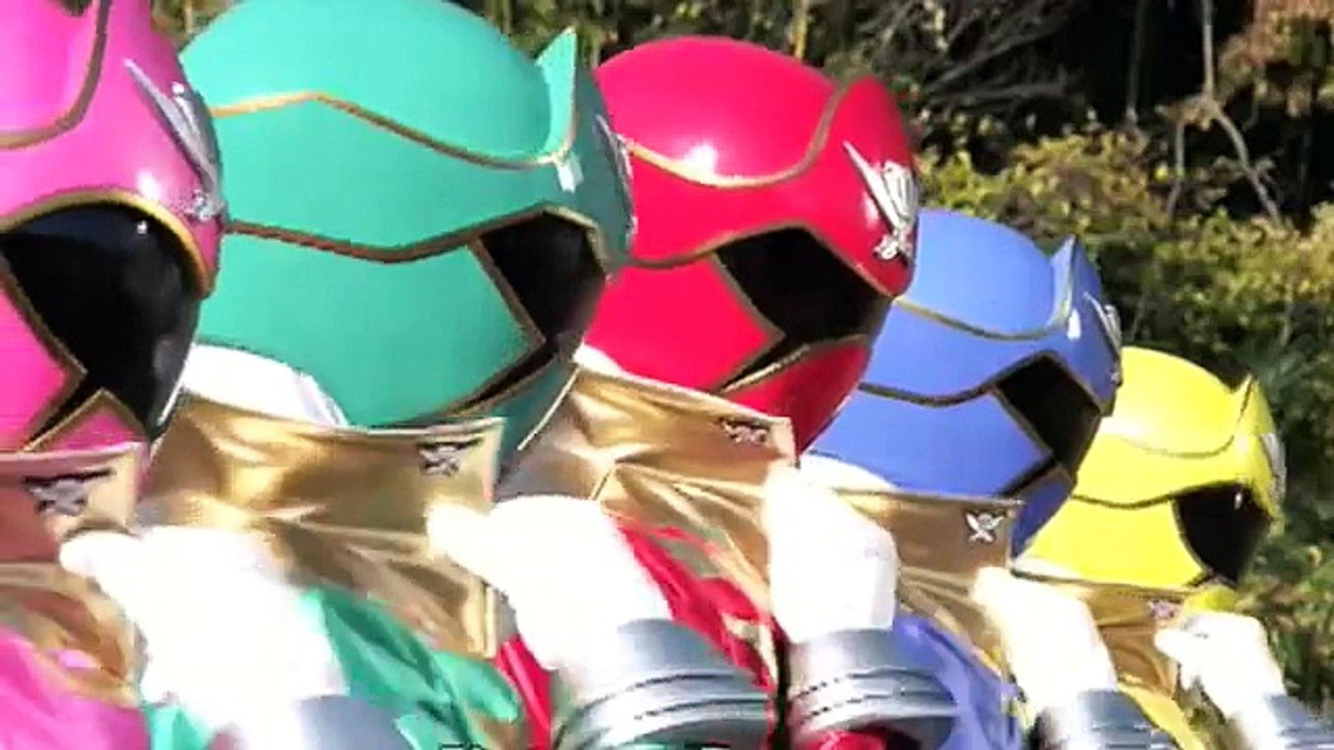 Power Rangers Super Megaforce Legendary Red Ranger Mode Rangers