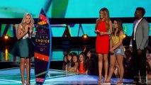 Chloe Lukasiak Beats Maddie Ziegler to Win Teen Choice Dancer!