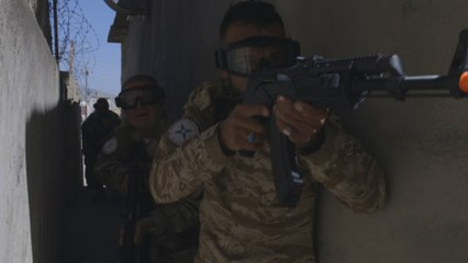Maxim Exclusive: The Americans Taking the Fight to ISIS