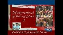 Breaking News: Suicide blast martyr Home Minister Punjab Shuja Khanzada in Attock
