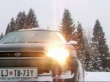 Legacy 99' offroading - snow