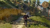 The Witcher 3: Wild Hunt - Monty Python and the Holy Grail Easter Egg