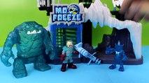 [Disney] Disney Pixar Cars Hulk Mater & Hulk Car McQueen save The Incredible Hulk from Mr. Freeze #3