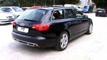 2008 Audi A6 2.7 V6 TDI Multitronic Avant Full Review,Start Up, Engine, and In Depth Tour
