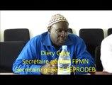 Amadou Sow et Diery Gaye