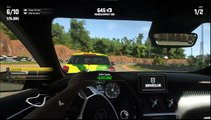 DRIVECLUB Mercedes-Benz A45 AMG Gameplay part 1 PlayStation 4 PS4 Sony