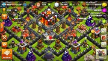 CLASH OF CLANS - FUNNIEST RAID IN COC HISTORY! ATTACKED BY A CLASH OF CLANS COMMERCIAL -CLASH OF CL