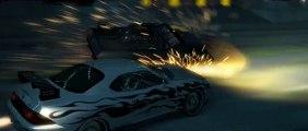 Burnout Paradise car crashes