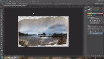 """Landscape Photography [How To Merge Photo into Panorama] """"Stitching"""""""