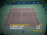 Kremlin Cup Kazan 2012 - Jurgen Zopp vs Marius Copil (Final) - 7/10