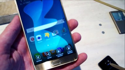 Samsung Galaxy Note 5 hands on + Europa Release