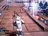 Starwars Battlefront 2 Cloud city xbox LIVE gameplay